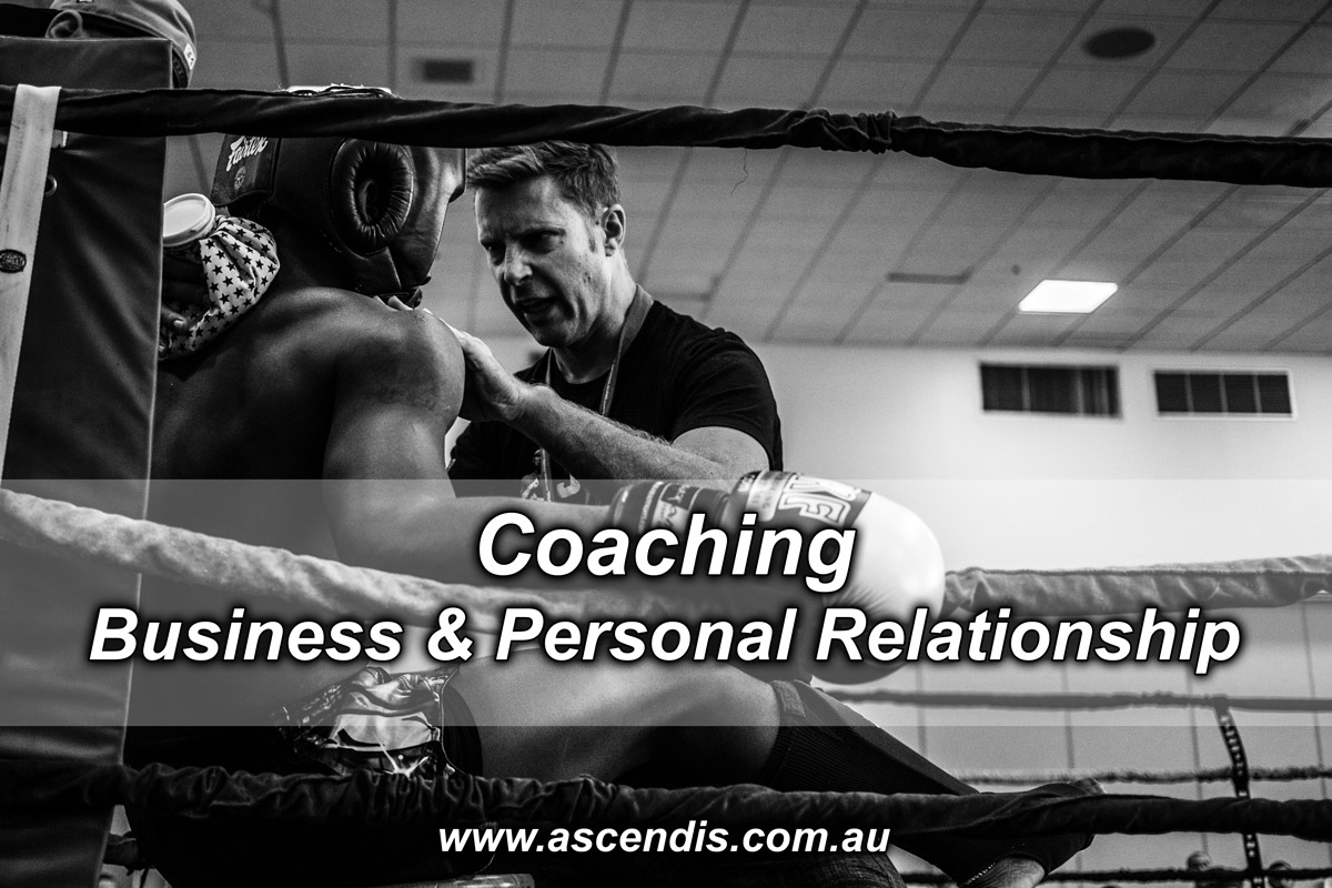 Coaching - Business & Personal Relationship