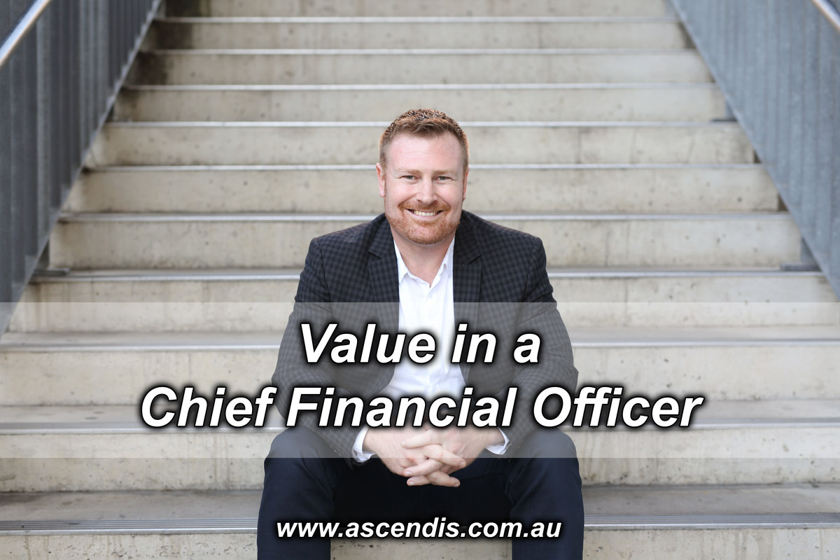 Value in a Chief Financial Officer
