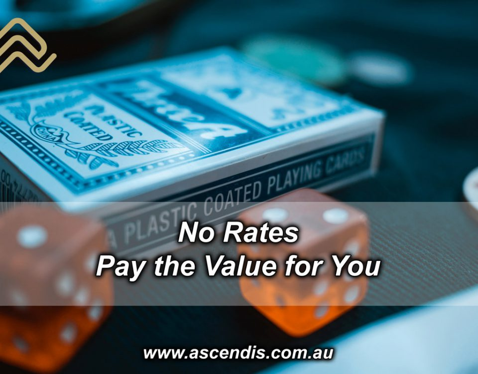 No Rates - Pay the Value to You